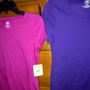2 J kakhi Shirts new with tags large